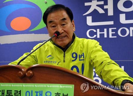 """이재오 """"대선후보 TV토론 초청대상 구분은 위헌"""" 헌법소원"""