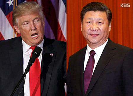 """트럼프,""""중국이 돕고 있다.""""···중국 역할론 고조"""