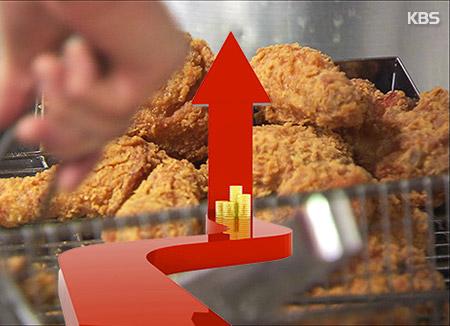 지난해 치킨 프랜차이즈 매출 급증…최대 50%