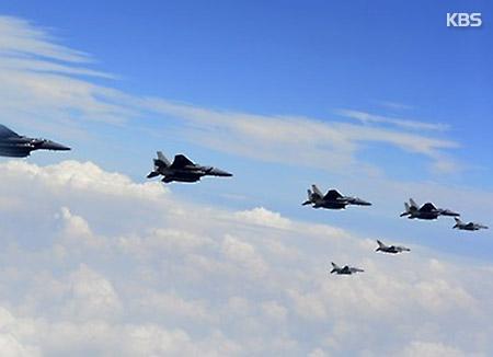 한미공군, 맥스선더 훈련서 정밀타격 연습