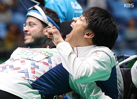 申明真、杨南圭、郑镐元获今年度残疾人奖