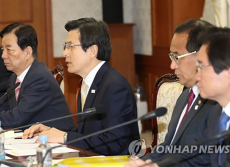 Hwang Calls for Tight Vigilance Against N. Korean Provocations