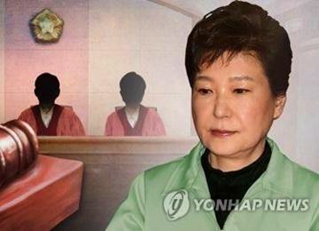 朴前大統領の公判準備期日 来月2日に始まる見通し