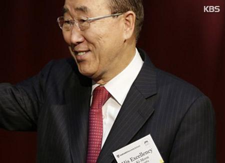Ex-UN Chief Congratulates Moon on Election Victory