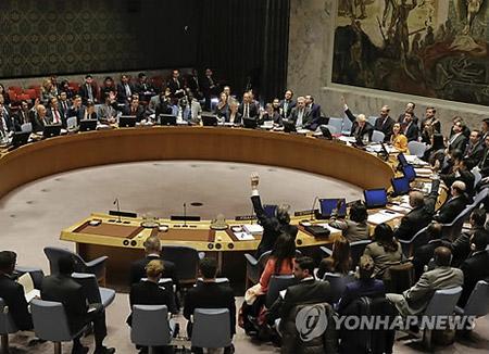 国連安保理が報道声明発表 北韓に新たな制裁警告
