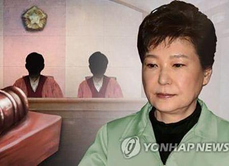 박 전 대통령 첫 재판, 대선 전인 5월 2일 열린다