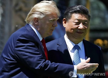 Trump: China Can Solve N. Korea Problem being its 'Economic Lifeline'