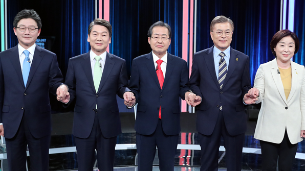 (Report) Presidential Candidates Clash at 3rd TV Debate