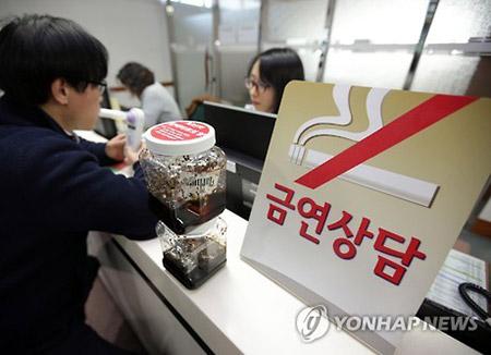 Программа борьбы с курением показывает хорошие результаты
