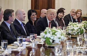 Trump Urges UNSC to Impose Tougher Sanctions on N. Korea