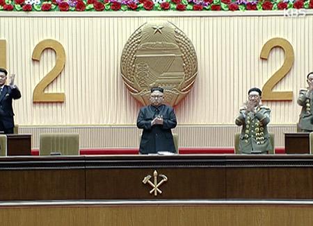 Célébration en grande pompe du 85e anniversaire de l'armée nord-coréenne