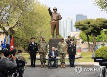Восьмая армия США приступила к передислокации в Пхёнтхэк