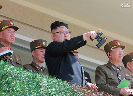 [KCNA] N. Korea Tests Guided Missiles