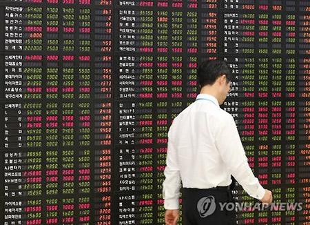 4月28日主要外汇牌价和韩国综合股价指数