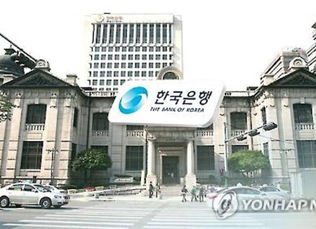 韓国の経済成長率 1月-3月期0.9%増