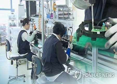 韩国生产投资消费重拾活力 经济景气显著改善