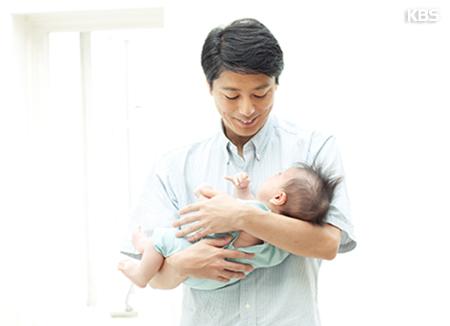 Корейские мужчины чаще берут отпуск по воспитанию детей