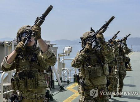 Corea mantiene las operaciones contra los piratas en el golfo de Adén
