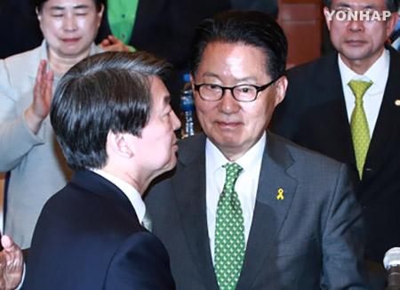 国民の党党員を起訴 朴智元前代表も聴取へ