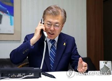 Presiden Moon Jae-in Minta Militer Siap Siaga Penuh Menghadapi Ancaman Korut