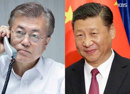 Лидеры РК и КНР договорились встретиться в ближайшее время