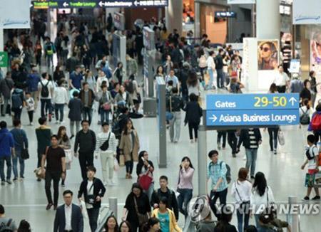 1月-3月期旅行収支の赤字 10年間で最大