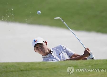 キム・シウ PGAプレーヤーズ選手権で最年少優勝