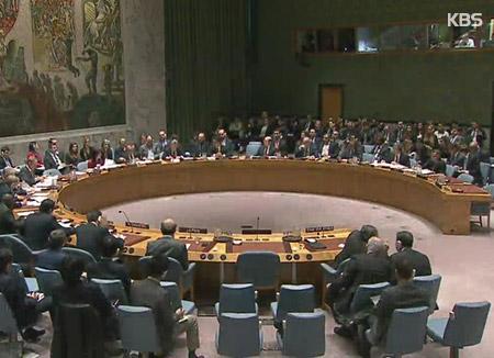 安保理が緊急会合 北韓への追加措置議論