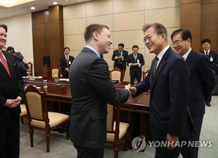 """""""6월 말 워싱턴서 한미정상회담 개최 합의"""""""