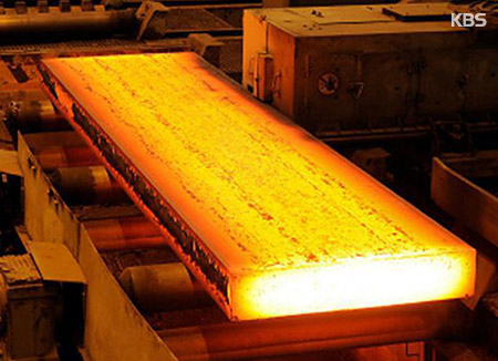 India Slaps Antidumping Duties on S. Korean Steel Products