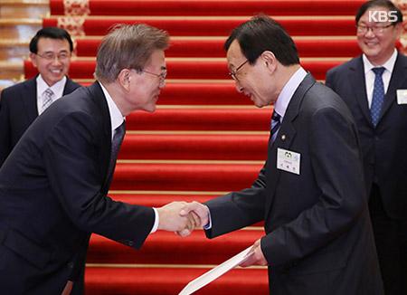 """중국 외교부 """"이해찬 18일 방중…한중 관계 중시 보여준것"""""""
