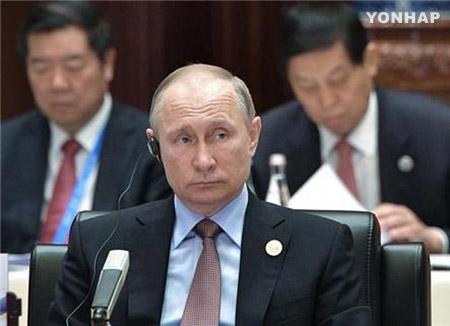 普京:不能容忍北韩试射导弹