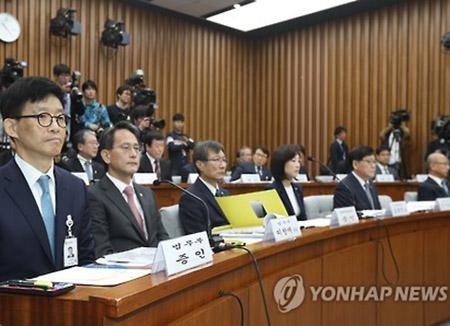 '최순실 게이트' 검찰 수사팀·검찰국장 만찬 논란