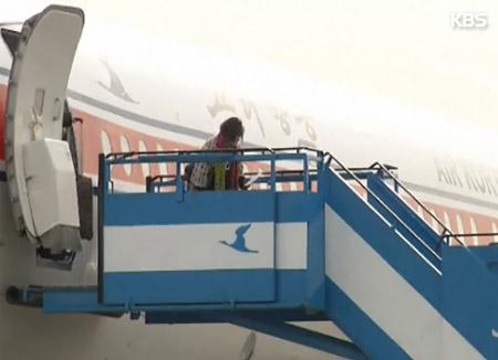 丹东至平壤专机开航一个月再被取消