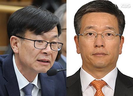 청와대 공직기강비서관 김종호·공정거래위원장 김상조 내정