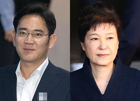 특검, 이재용 부회장 재판에 박근혜 전 대통령 증인 신청