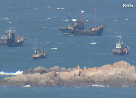 S. Korea to Install Artificial Reefs in Yellow Sea to Prevent Illegal Fishing