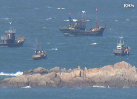서해 불법조업 중국 어선 방지 인공 어초 추가 설치