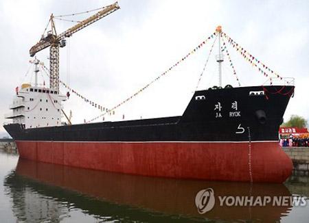 """""""북한 선박들, 아태지역 안전검사서 결함 판정 100%"""""""