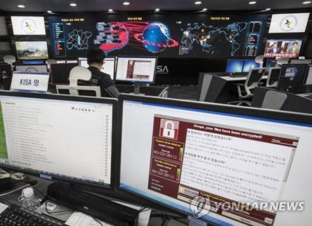 大規模サイバー攻撃 韓国での被害 18件