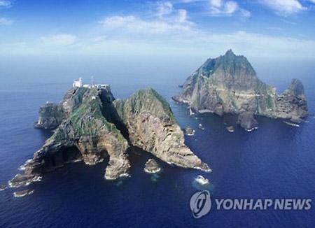 """일본 외무성 """"한국, 독도 주변 해양조사""""…한국에 항의"""