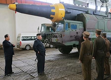Nordkorea droht mit Produktion weiterer Atomwaffen