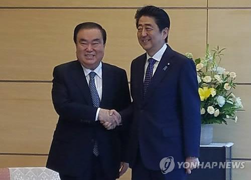 المبعوث الكوري لليابان ينقل قلق الرئيس بشأن اتفاقية 2015