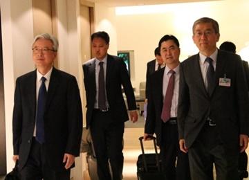 S. Korean Delegation to EU Arrives in Brussels