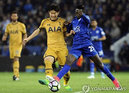 ソン・フンミンが今季20ゴール目 韓国人シーズン最多記録