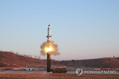 北韓 またもミサイル発射