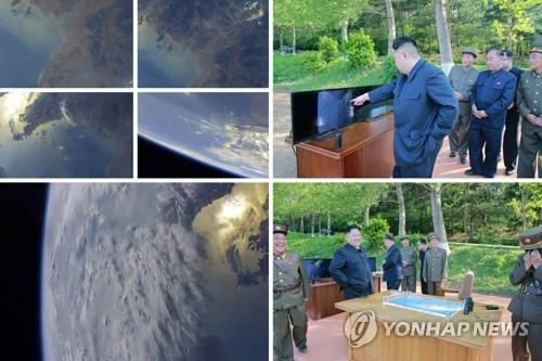 Pyongyang revendique le succès d'un autre tir de missile balistique à portée intermédiaire