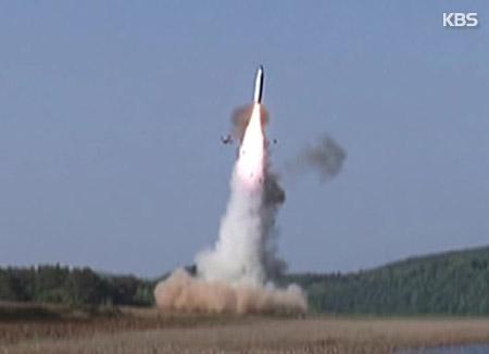 Washington affirme que le dernier missile lancé par Pyongyang est un MRBM