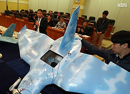 脱北外交官 「ドローンで韓国への生物化学兵器攻撃可能」