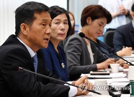 Los ministerios informan al Comité Asesor de Planificación Gubernamental